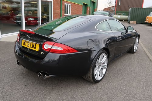 2012  Jaguar XKR 5.0V8 Supercharged Couupe SOLD (picture 4 of 6)