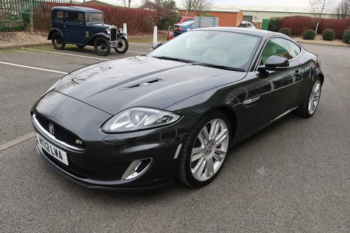 2012  Jaguar XKR 5.0V8 Supercharged Couupe SOLD (picture 1 of 6)
