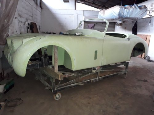 1958 Jaguar XK150, XK140, XK120 WANTED Wanted (picture 1 of 1)