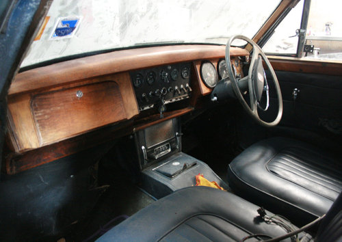 1962 Jaguar MK2 2.4 Automatic very special barn find SOLD (picture 4 of 6)