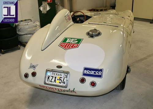 1958 JAGUAR XK150 SWB  RACING  PERIOD ORIGINAL CAR For Sale (picture 3 of 6)