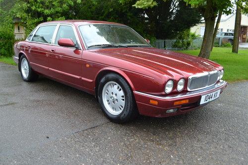 1996 Jaguar Sovereign -  LWB For Sale (picture 1 of 6)