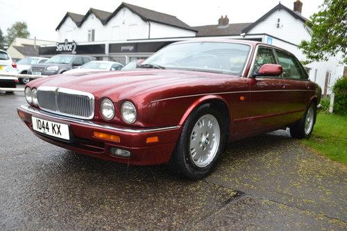 1996 Jaguar Sovereign -  LWB For Sale (picture 4 of 6)