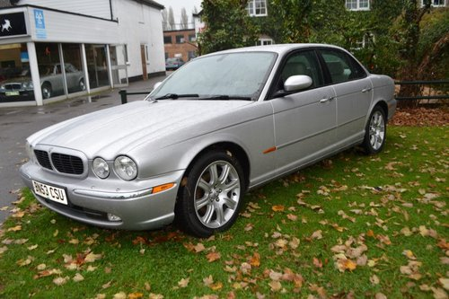 2003 Jaguar XJ6 Sport  For Sale (picture 1 of 6)