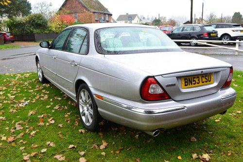 2003 Jaguar XJ6 Sport  For Sale (picture 2 of 6)