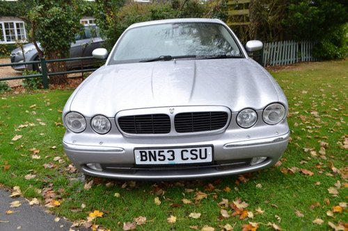 2003 Jaguar XJ6 Sport  For Sale (picture 4 of 6)