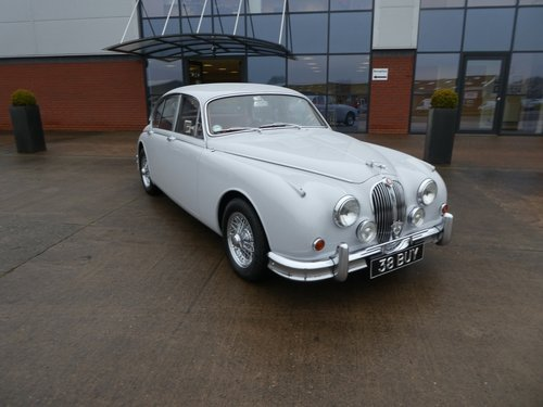 1961 Jaguar Coombs MK2 For Sale (picture 1 of 6)