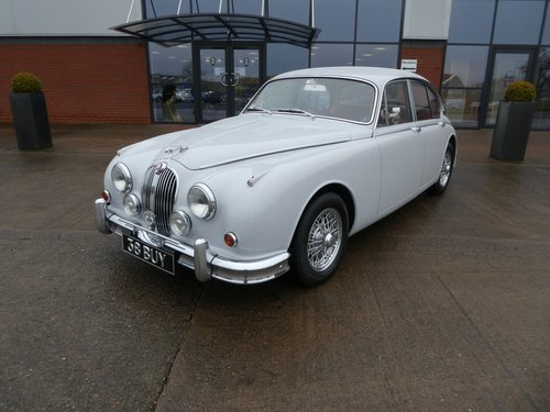 1961 Jaguar Coombs MK2 For Sale (picture 5 of 6)