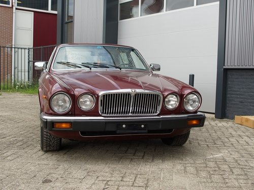 1984 Jaguar XJ-6 4.2 only 108.272 km Swiss car, first paint!! For Sale (picture 5 of 6)