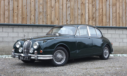 1961 JAGUAR MK.II 4.2 – **NOW SOLD** For Sale (picture 1 of 6)