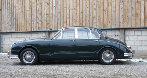 1961 JAGUAR MK.II 4.2 – **NOW SOLD** For Sale (picture 2 of 6)