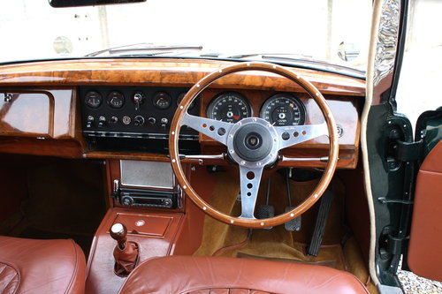 1961 JAGUAR MK.II 4.2 – **NOW SOLD** For Sale (picture 5 of 6)
