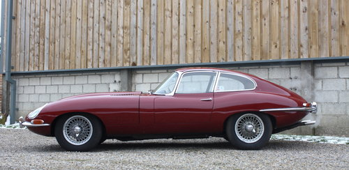 1963 JAGUAR E-TYPE 3.8 FHC **NOW SOLD** For Sale (picture 2 of 6)