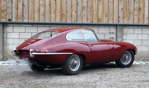 1963 JAGUAR E-TYPE 3.8 FHC **NOW SOLD** For Sale (picture 3 of 6)