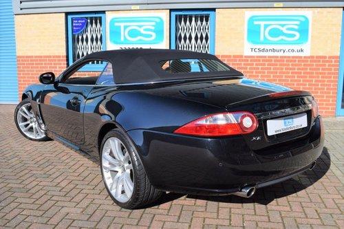 2008 Jaguar XK Convertible FULL JAGUAR HISTORY! SOLD (picture 2 of 6)