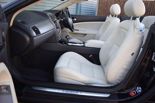 2008 Jaguar XK Convertible FULL JAGUAR HISTORY! SOLD (picture 6 of 6)