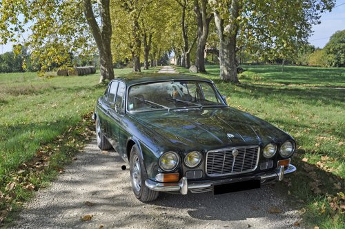 JAGUAR XJ6 2.8L S1 - 1969 for sale by auction SOLD by Auction (picture 1 of 1)