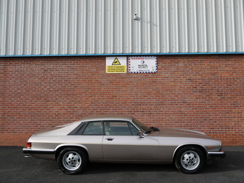 1987 JAGUAR XJS V12 COUPE - OUTSTANDING CAR - HUGE EXPENDITURE !! SOLD (picture 2 of 6)
