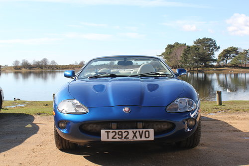 1999 Jaguar XKR Supercharged SOLD | Car And Classic