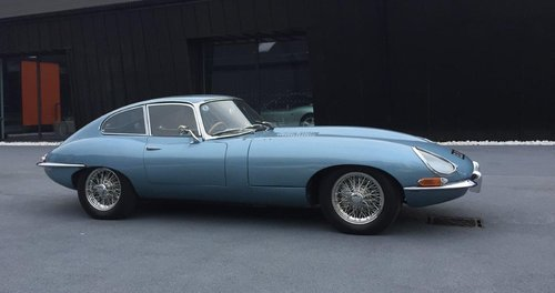 1964 Jaguar E-Type Series 1 3.8 FHC ~ RHD SOLD (picture 3 of 5)
