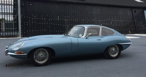 1964 Jaguar E-Type Series 1 3.8 FHC ~ RHD SOLD (picture 4 of 5)