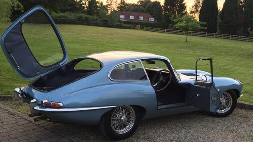 1964 Jaguar E-Type Series 1 3.8 FHC ~ RHD SOLD (picture 5 of 5)