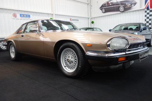 1995 Jaguar XJS 4.0 AJ16 95'000 miles & beautiful condition. SOLD (picture 2 of 6)