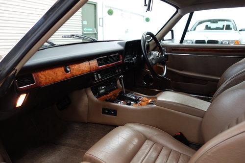 1995 Jaguar XJS 4.0 AJ16 95'000 miles & beautiful condition. SOLD (picture 6 of 6)