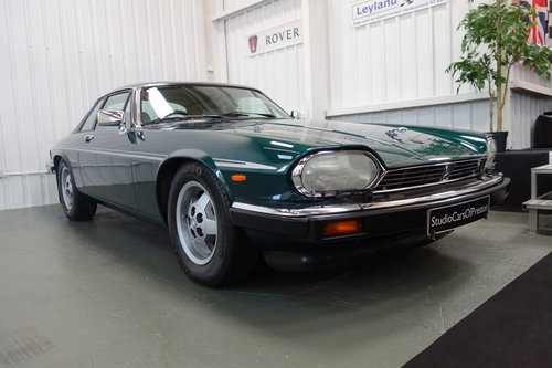 1984 1985 Jaguar XJ-SC in lovely condition. Excellent history  SOLD (picture 1 of 6)