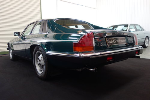 1984 1985 Jaguar XJ-SC in lovely condition. Excellent history  SOLD (picture 4 of 6)