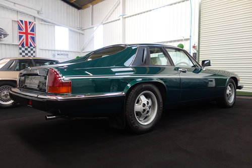1984 1985 Jaguar XJ-SC in lovely condition. Excellent history  SOLD (picture 5 of 6)
