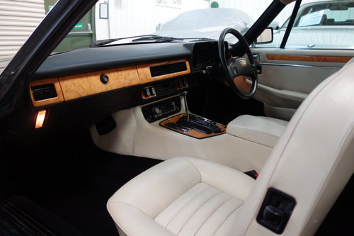1984 1985 Jaguar XJ-SC in lovely condition. Excellent history  SOLD (picture 6 of 6)