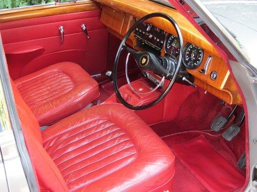 1964 Jaguar Mk2 4 Door Sports Saloon  SOLD (picture 6 of 6)