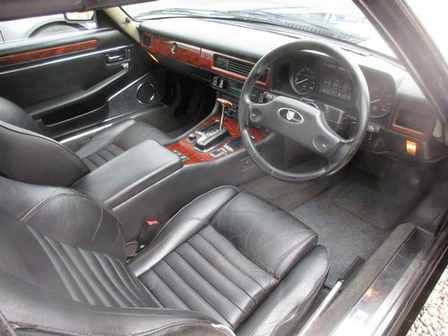Jaguar XJS Convertible V12 1989  F Reg  Stunning Vehicle  For Sale (picture 2 of 6)