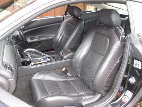2008 Jaguar XKR 4.2 V8 Supercharged Coupe With Only 43,000 Miles For Sale (picture 4 of 6)