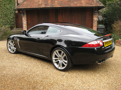 2008 Jaguar XKR 4.2 V8 Supercharged Coupe With Only 43,000 Miles For Sale (picture 5 of 6)