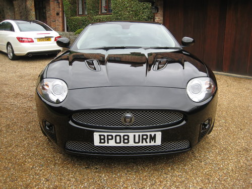 2008 Jaguar XKR 4.2 V8 Supercharged Coupe With Only 43,000 Miles For Sale (picture 6 of 6)
