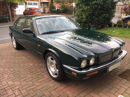 Jaguar Xjr 4 0 Kompressor X306 Aj16 Straight Six 1997 Lhd For Sale