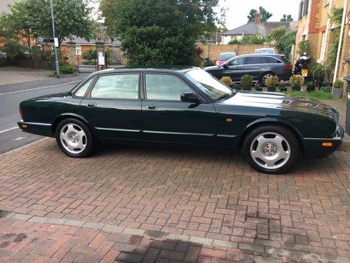 Jaguar XJR 4.0 Kompressor X306 AJ16 Straight Six 1997 LHD For Sale (picture 2 of 6)