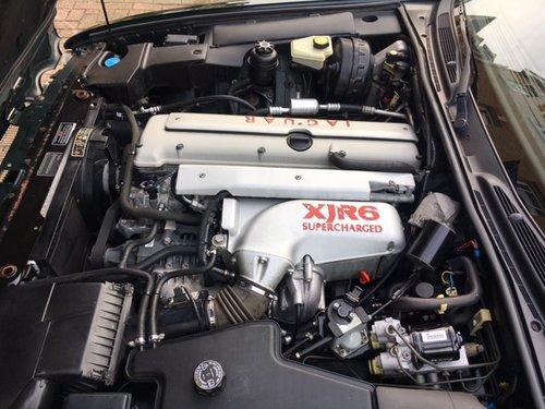 Jaguar XJR 4.0 Kompressor X306 AJ16 Straight Six 1997 LHD For Sale (picture 6 of 6)