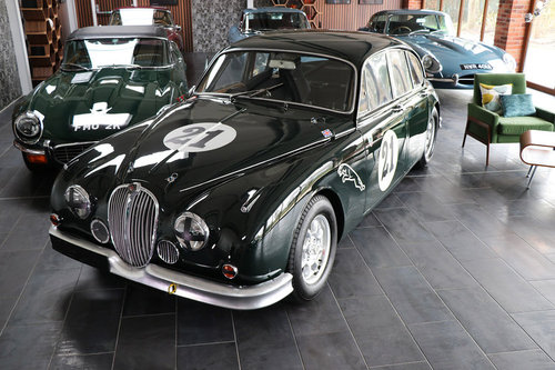 1963 MK2 3.8 litre Competition Saloon For Sale (picture 1 of 6)