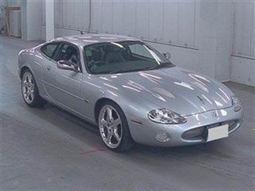 2001 Jaguar XKR SILVERSTONE EDITION only 36390 miles For Sale (picture 1 of 3)