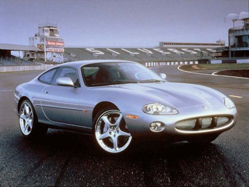 2001 Jaguar XKR SILVERSTONE EDITION only 36390 miles For Sale (picture 2 of 3)