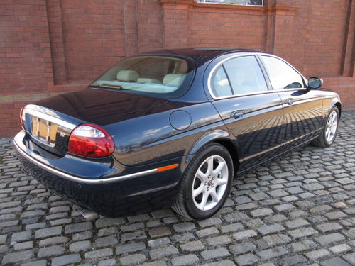 2007 S TYPE 3.0 V6 EXECUTIVE AUTOMATIC * FULL LEATHER * LOW MILES For Sale (picture 2 of 6)