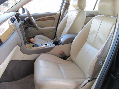 2007 S TYPE 3.0 V6 EXECUTIVE AUTOMATIC * FULL LEATHER * LOW MILES For Sale (picture 3 of 6)