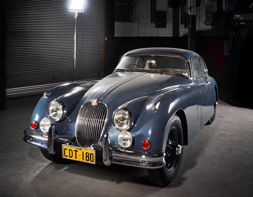 1957 JAGUAR XK150 SE 40,000 ORIGINAL MILES! NEW PRICE  For Sale (picture 1 of 6)
