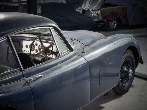 1957 JAGUAR XK150 SE 40,000 ORIGINAL MILES! NEW PRICE  For Sale (picture 2 of 6)