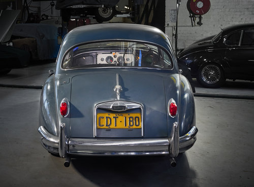 1957 JAGUAR XK150 SE 40,000 ORIGINAL MILES! NEW PRICE  For Sale (picture 5 of 6)