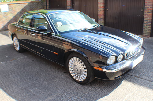Jaguar Super V8 SWB 2004 96k stunning condition For Sale (picture 1 of 6)