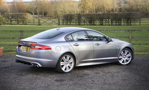 2014 Jaguar XFR 5.0 V8 S/C **NOW SOLD** For Sale (picture 3 of 6)